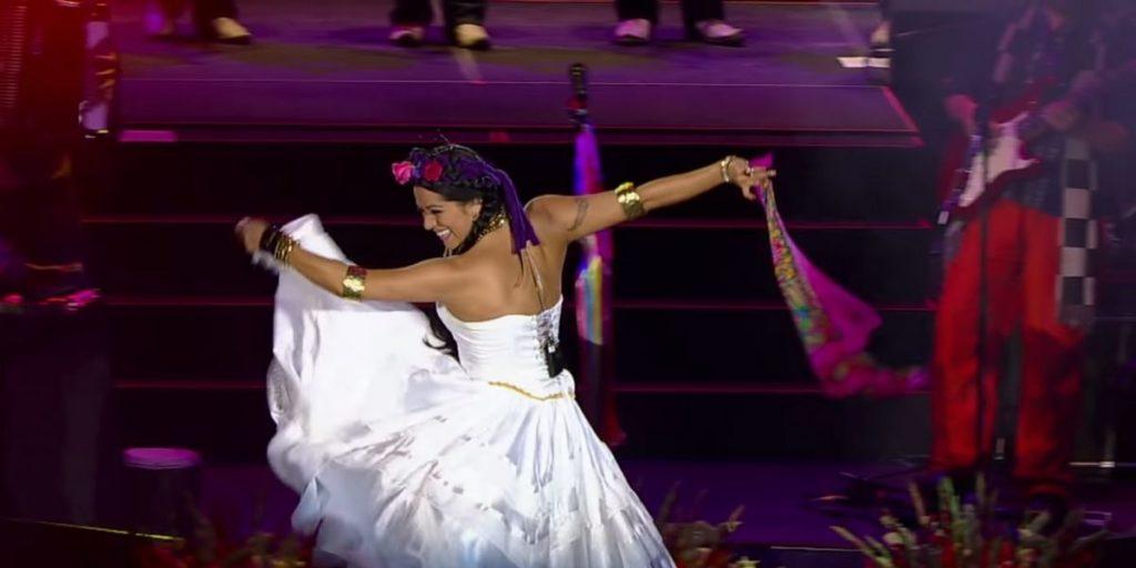 La música Lila Downs ilumina el trabajo de los pueblos indígenas